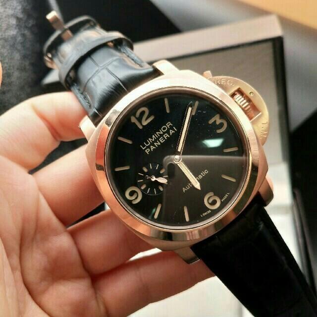 ヴァシュロン・コンスタンタン時計スーパーコピー日本人 | PANERAI - PANERAI パネライ メンズ腕時計 の通販 by fe4564h's shop|パネライならラクマ