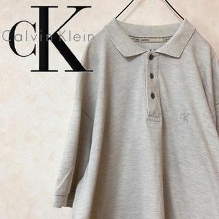 カルバンクライン(Calvin Klein)のポロシャツ 古着 90s USA製 Calvin Klein Jeans(ポロシャツ)
