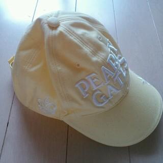 ゴルフメーカーの帽子新品未使用(キャップ)