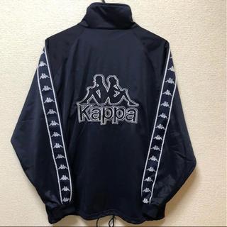 カッパ(Kappa)の上着 kappa カッパ  ジャージ  サイドライン  縦ライン サイドテープ(ジャージ)