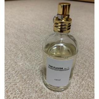 コモリ(COMOLI)のTHE FLAVOR ×  carol 香水(ユニセックス)