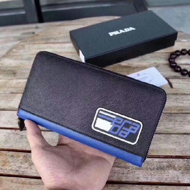 PRADA - PRADA 長財布の通販 by 金子's shop|プラダならラクマ
