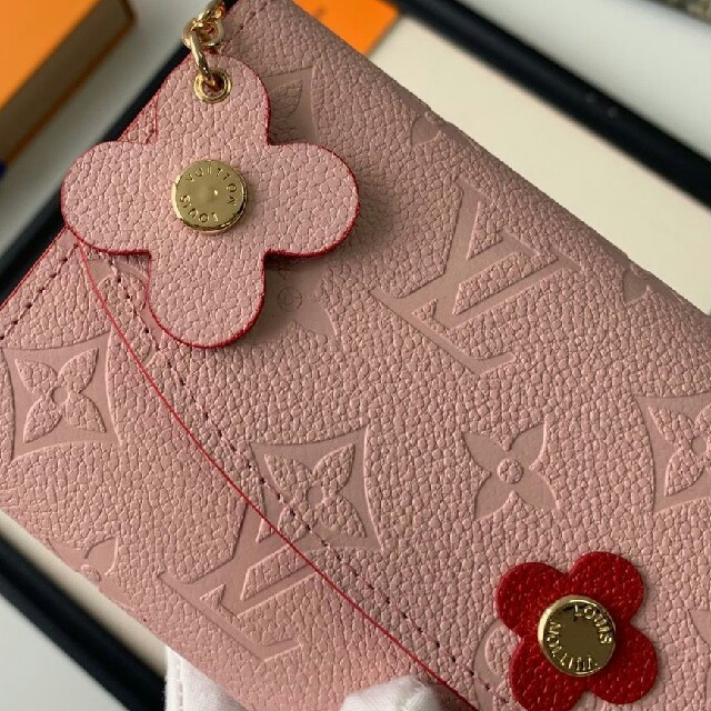 LOUIS VUITTON -  LV ヴィトン 長財布 ピンク系 の通販 by HOHPI67's shop|ルイヴィトンならラクマ
