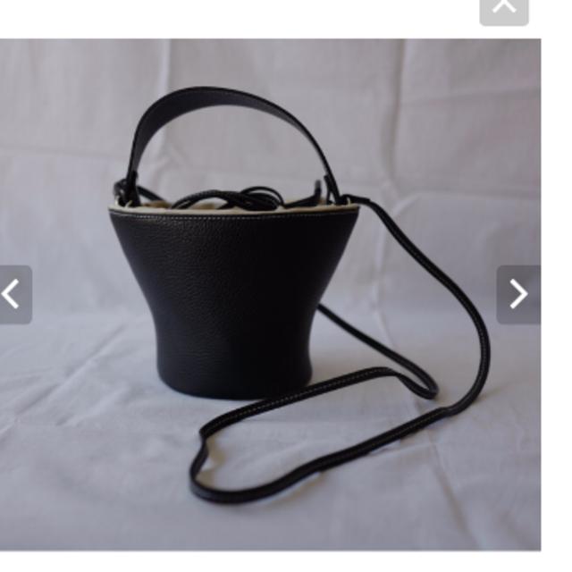 Drawer(ドゥロワー)のayako バック Pottery Bag レディースのバッグ(ショルダーバッグ)の商品写真