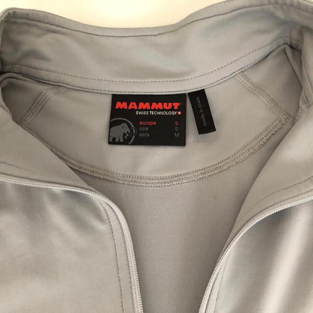 Mammut(マムート)のMammut Kula Zip Pull Menハーフジップ 長袖シャツ スポーツ/アウトドアのアウトドア(登山用品)の商品写真