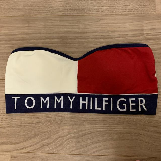 TOMMY HILFIGER(トミーヒルフィガー)のTommy ブラトップ レディースのトップス(ベアトップ/チューブトップ)の商品写真