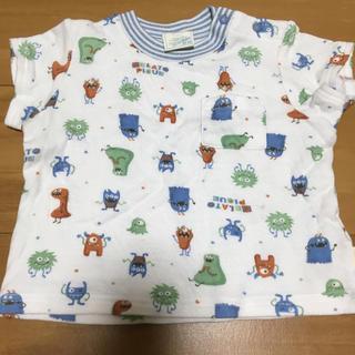 ジェラートピケ(gelato pique)のジェラートピケ ベビーTシャツ(Tシャツ)