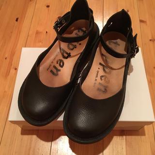 トリッペン(trippen)のトリッペン ビューティ 36 黒(ローファー/革靴)