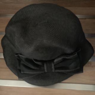 トゥービーシック(TO BE CHIC)のトゥービーシック 今季 帽子(ハット)