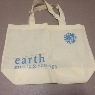 アースミュージックアンドエコロジー(earth music & ecology)のアースミュージックエコロジー  ショップ袋(ショップ袋)