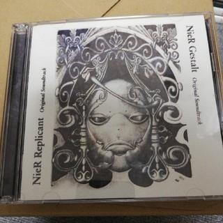 スクウェアエニックス(SQUARE ENIX)のニーアレプリカント サウンドトラック(ゲーム音楽)
