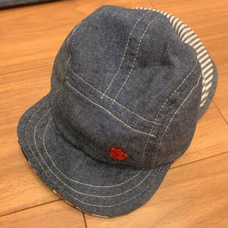 ポロラルフローレン(POLO RALPH LAUREN)のほぼ未使用★ポロ ラルフローレン デニム帽子(帽子)