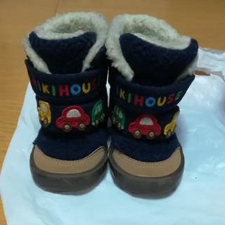 ミキハウス(mikihouse)のミキハウス ブーツ (ブーツ)