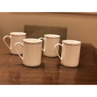 ヨンドシー(4℃)の4℃ マグカップ 4個セット(グラス/カップ)