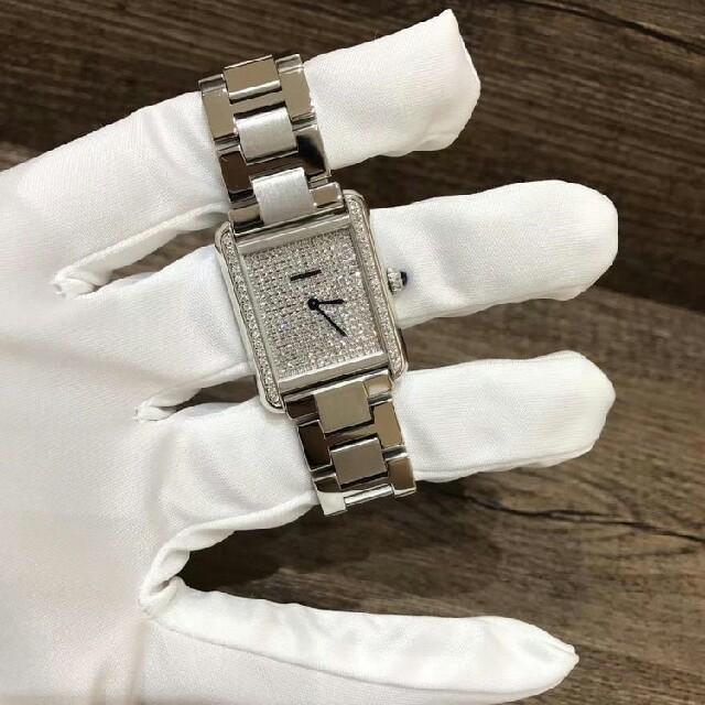 クロムハーツ激安通販 - Cartier - Cartierレ カルティエ ディース 腕時計の通販 by ボダヌ's shop|カルティエならラクマ