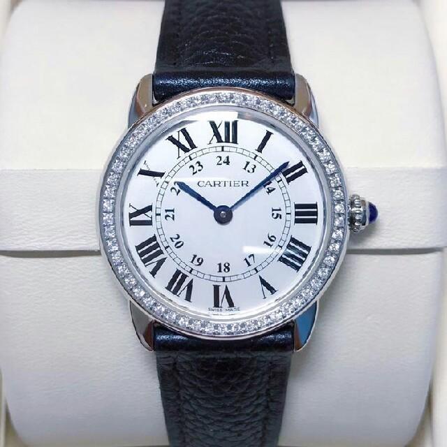 クロム ハーツ ピアス メンズ | Cartier - Cartierレ カルティエ ディース 腕時計の通販 by ボダヌ's shop|カルティエならラクマ