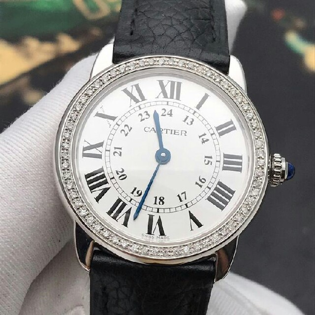 スーパーコピーヴァシュロン・コンスタンタン時計専門店 | Cartier - Cartierレ カルティエ ディース 腕時計の通販 by ボダヌ's shop|カルティエならラクマ
