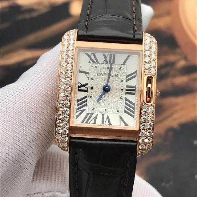 ヴァシュロン・コンスタンタン時計スーパーコピー激安 / Cartier - Cartierレ カルティエ ディース 腕時計の通販 by ボダヌ's shop|カルティエならラクマ