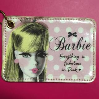 バービー(Barbie)のバービー/パスケース★(名刺入れ/定期入れ)