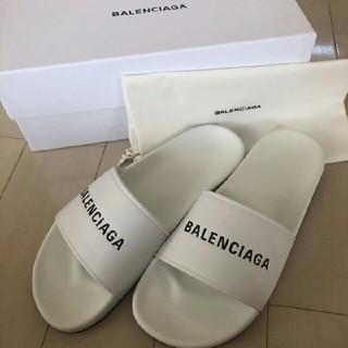 バレンシアガ(Balenciaga)の新品 BALENCIAGA バレンシアガ サンダル(サンダル)