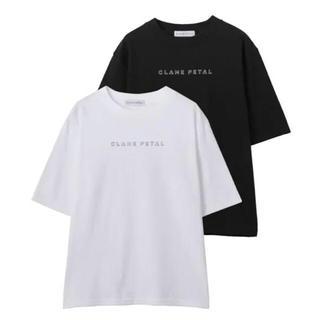 アメリヴィンテージ(Ameri VINTAGE)の【即日発送/タグ付き】CLANE クラネ クラネペタル パックTシャツ 2(Tシャツ(半袖/袖なし))