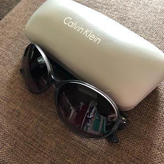 カルバンクライン(Calvin Klein)の美品★カルバン クライン サングラス(サングラス/メガネ)