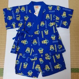 ミニオン(ミニオン)の新品◆かわいいミニオン 甚平 100cm(甚平/浴衣)