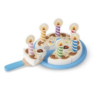 キャラメルベビー&チャイルド(Caramel baby&child )のmegさま専用⇨木製Birthday Cake/木製Ice Candy 2点(知育玩具)