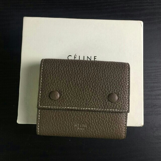 celine - 財布 三�折り セリーヌ/celine�通販 by dembros's shop|セリーヌ�らラクマ