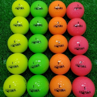 ホンマゴルフ(本間ゴルフ)のHONMA  D1   20球 ロストボール(その他)