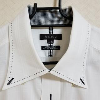エムエフエディトリアル(m.f.editorial)の[美品]イージーアイロン ボタンダウンシャツLL-86(シャツ)