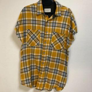 フィアオブゴッド(FEAR OF GOD)のFEAR OF GOD flannel shirt (Tシャツ/カットソー(半袖/袖なし))