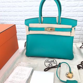 エルメス(Hermes)のエルメス バーキン30 正規品 ヴェールヴェロン 新品(ハンドバッグ)
