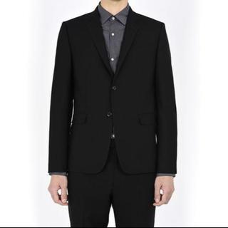 ラッドミュージシャン(LAD MUSICIAN)のラッドミュージシャン セットアップ 黒 スーツ ジャケット スラックス(セットアップ)