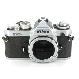 ニコン(Nikon)のニコン FM3A シルバー(フィルムカメラ)