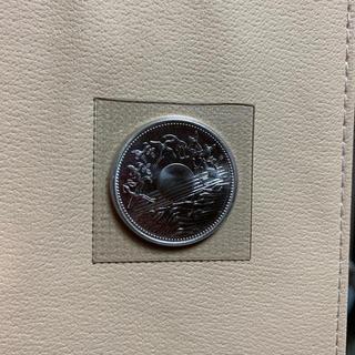 天皇陛下 御在位六十年記念 記念硬貨  1万円硬貨(貨幣)
