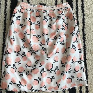 デビュードフィオレ(Debut de Fiore)のDebut de Fiore の夏物のスカート(ひざ丈スカート)