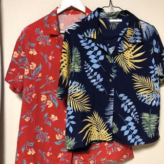 チャオパニック(Ciaopanic)のCiao panic  SPINNS  アロハシャツ2枚セット(シャツ/ブラウス(半袖/袖なし))