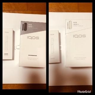 アイコス(IQOS)の専用 iQOS3 本体+ホルダー 4色 各25セット(タバコグッズ)