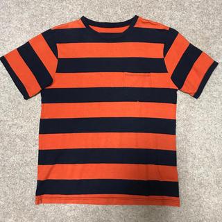 古着ボーダーTシャツ(Tシャツ/カットソー(半袖/袖なし))