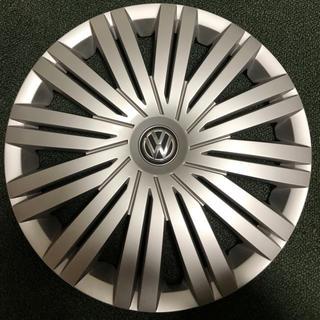 フォルクスワーゲン(Volkswagen)の15インチ ポロ6R純正 ホイールキャップ 1枚(ホイール)