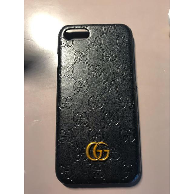 Gucci - GUCCI iPhoneケース iPhone7 の通販