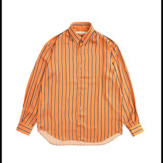 ジョンローレンスサリバン(JOHN LAWRENCE SULLIVAN)のjohnlawrencesullivan 19ss ストライプシャツ(シャツ)