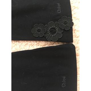 クロエ(Chloe)のChIoe UVアームカバー(手袋)