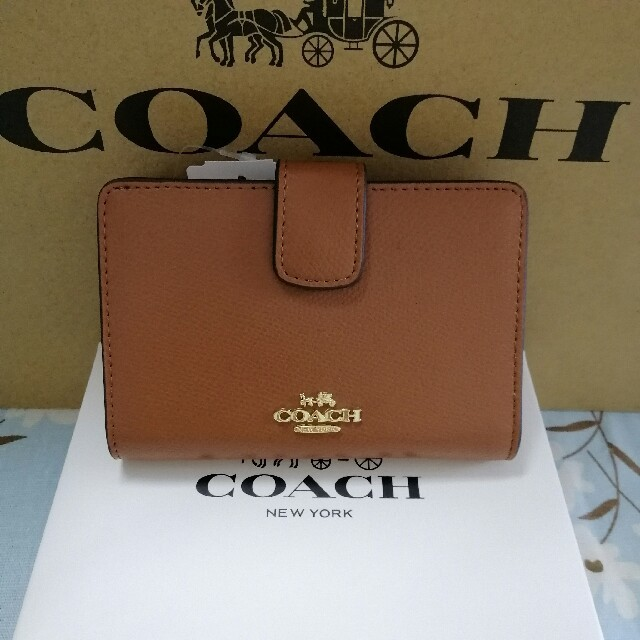 COACH - COACH コーチ 二つ折り財布 * 人気 53436の通販 by クトラ's shop|コーチならラクマ