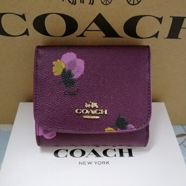 COACH - COACH コーチ 二つ折り財布 * 人気 53758の通販 by クトラ's shop|コーチならラクマ
