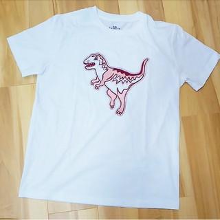 コーチ(COACH)のCOACH レキシー Tシャツ コーチ 恐竜(Tシャツ(半袖/袖なし))
