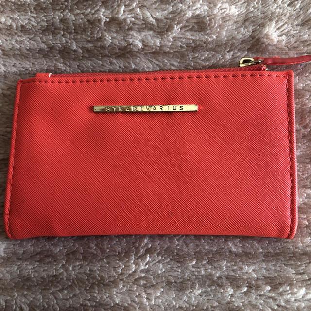 プラダ ネイビー バッグ スーパー コピー 、 ZARA - 【Stradivarius】折り財布の通販 by yurika's shop|ザラならラクマ