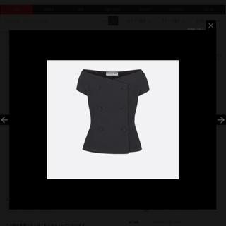 クリスチャンディオール(Christian Dior)のDior bar jacket(テーラードジャケット)