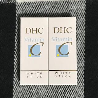 ディーエイチシー(DHC)のDHC V/Cホワイトスティック 2本(リップケア/リップクリーム)